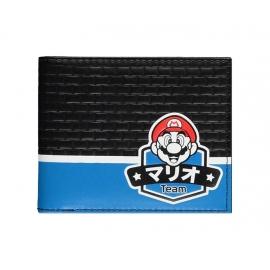 Carteira Bifold Nintendo - Olympics Team Mario
