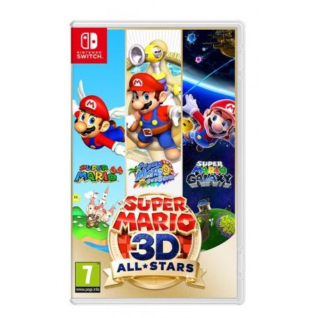 Super Mario 3D All-Stars Switch