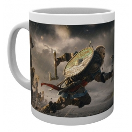 Caneca Assassin's Creed Valhalla - Ancaster Fortress