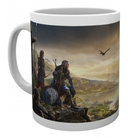 Caneca Assassin's Creed Valhalla - Vista
