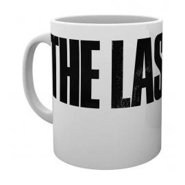 Caneca The Last of Us Parte II - Logo in Black