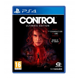Control - Ultimate Edition PS4