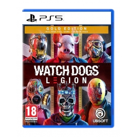 Watch Dogs Legion - Gold Edition PS5