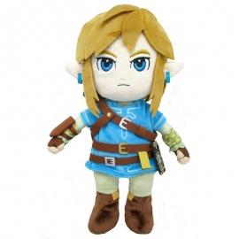 Peluche Legend of Zelda Breath of the Wild - Link