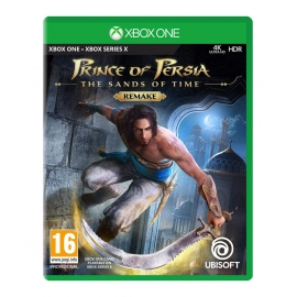 Prince of Persia: The Sands of Time Remake Xbox One / Series X