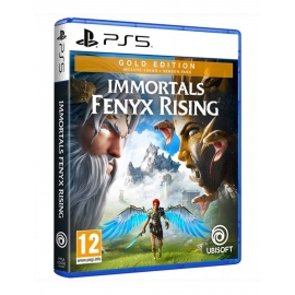 Immortals Fenyx Rising - Gold Edition PS5 - Oferta DLC