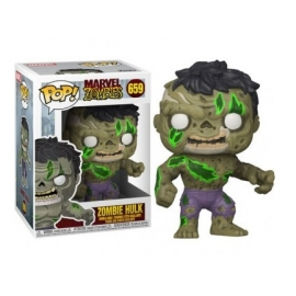 POP! Bobble-Head Marvel: Zombies - Zombie Hulk 659
