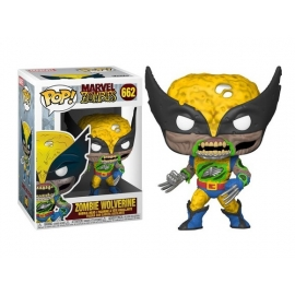 POP! Bobble-Head Marvel: Zombies - Zombie Wolverine 662