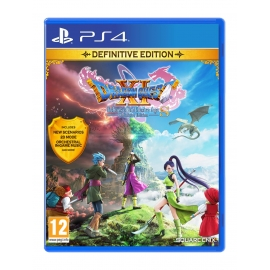 Dragon Quest XI: Echoes of an Elusive Age - Definitive Edition PS4