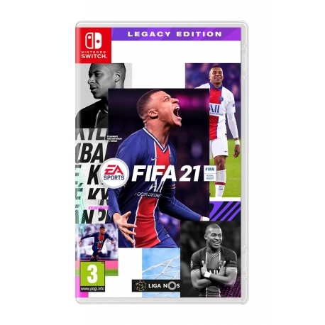 FIFA 21 - Legacy Edition Switch