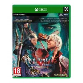 Devil May Cry 5 - Special Edition Xbox Series X