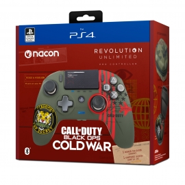 Comando Wireless Nacon Revolution Unlimited Pro - Edição Especial Call of Duty: Black Ops Cold War PS4