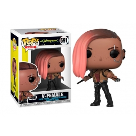 POP! Games: Cyberpunk 2077 - V-Female 591