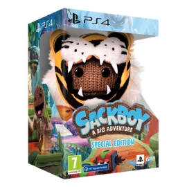 Sackboy: A Big Adventure - Special Edition PS4