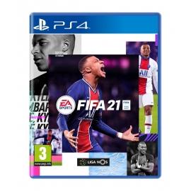 FIFA 21 PS4/PS5 (Oferta DLC) - Upgrade Gratuito