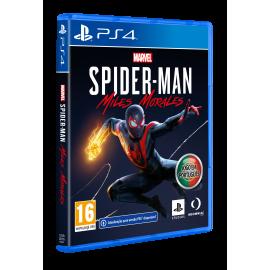Marvel's Spider-Man: Miles Morales (Totalmente em Português) PS4  - Oferta DLC (Upgrade PS5 Gratuito)