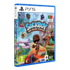 Sackboy: Uma Grande Aventura (Totalmente em Português) PS5 - Oferta DLC