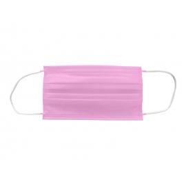 Pack 5 Máscaras Descartáveis - POPme Blubllegum Pink