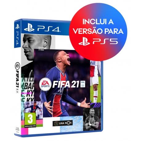 FIFA 21 PS4 (compat. PS5) - Oferta DLC