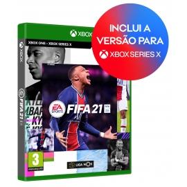FIFA 21 Xbox One/Xbox Series X (Oferta DLC) - Upgrade Gratuito
