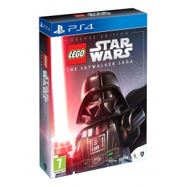 LEGO Star Wars: The Skywalker Saga - Deluxe Edition PS4