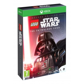 LEGO Star Wars: The Skywalker Saga - Deluxe Edition Xbox One / Series X
