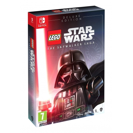 LEGO Star Wars: The Skywalker Saga - Deluxe Edition Switch