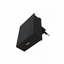 Swissten - Travel Charger PD 20W (black)