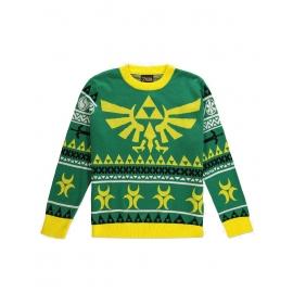 Camisola de Natal Zelda - Hyrule Bright