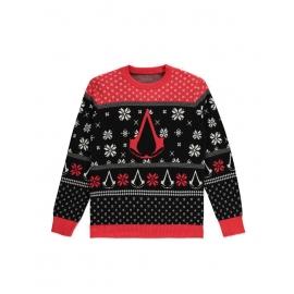 Camisola de Natal Assassin's Creed - Crest