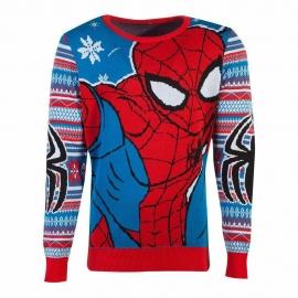 Camisola de Natal Marvel's Spider-Man