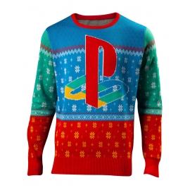 Camisola de Natal Playstation - Tokio