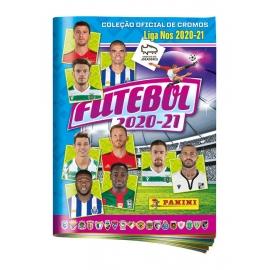 Caderneta de cromos Panini Futebol 2020-21