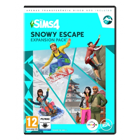 The Sims 4: Snow Escape - Expansion Pack PC