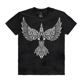 T-Shirt Assassin's Creed Valhalla - Raven