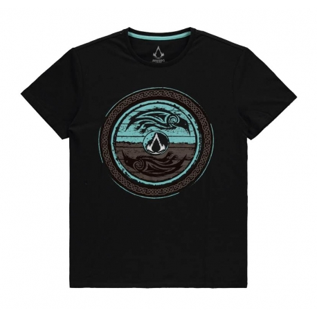 T-Shirt Assassin's Creed Valhalla - Shield