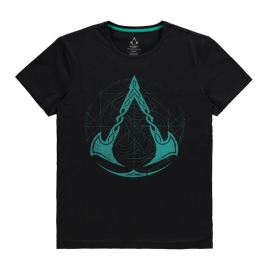 T-Shirt Assassin's Creed Valhalla - Crest Grid