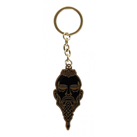 Porta-Chaves Assassin's Creed Valhalla - Face Metal