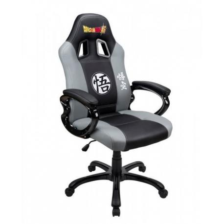 Cadeira Gaming Dragon Ball - Cinza