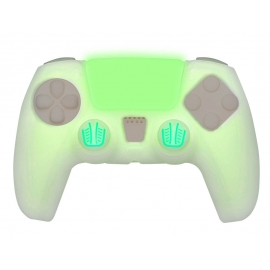 Dualsense PS5 Custom Kit - Glow In The Dark - FR-TEC