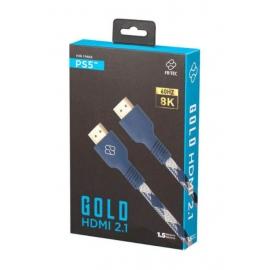 Cabo HDMI 2.1 PS5 - FR-TEC