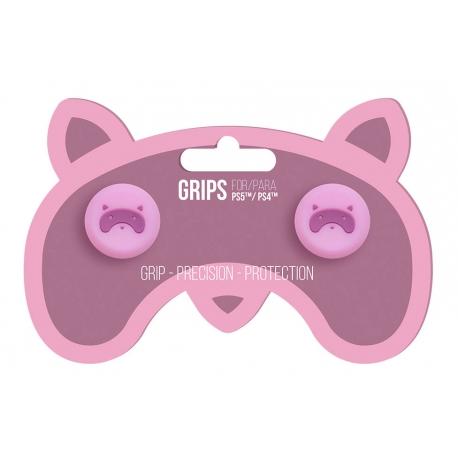 Grips PS4/PS5 - Tanooki - FR-TEC
