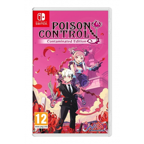 Poison Control - Contaminated Edition Switch
