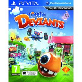 Little Deviants (Seminovo) PS Vita