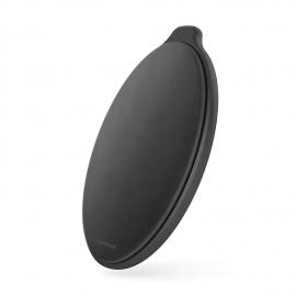 Vonmaehlen - Carregador Qi Aura Leather (black)