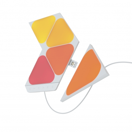 Nanoleaf - Shapes Triangles Mini Kit (starter+5)