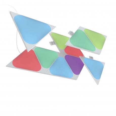 Nanoleaf - Shapes Triangles Mini Expansion Pck (10 panels)