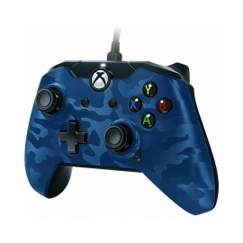 Comando PDP Wired Blue Camo - Xbox One