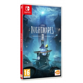 Little Nightmares II - Day One Edition Switch