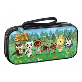 Bolsa de Transporte Deluxe Nintendo Switch - Animal Crossing